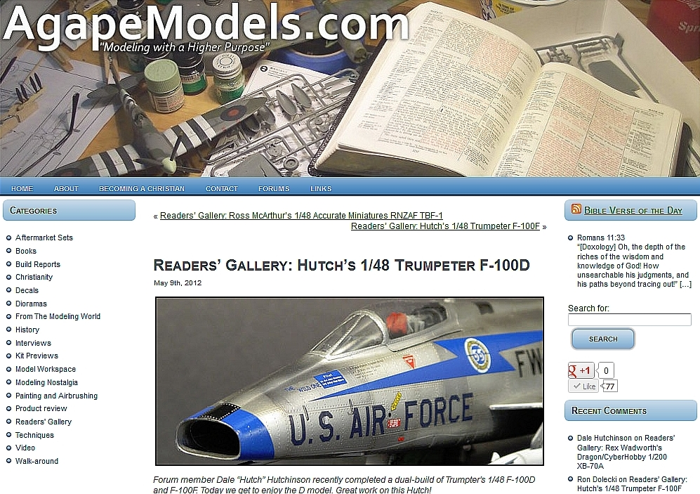Agape Model Forums | Model Kits Review | Model Kits Review