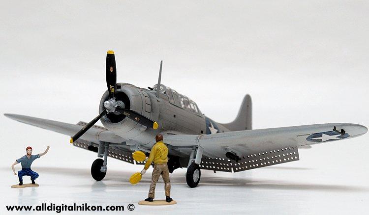 Academy 1/48 USN SBD Douglas Dauntless 12329 | Model Kits Review