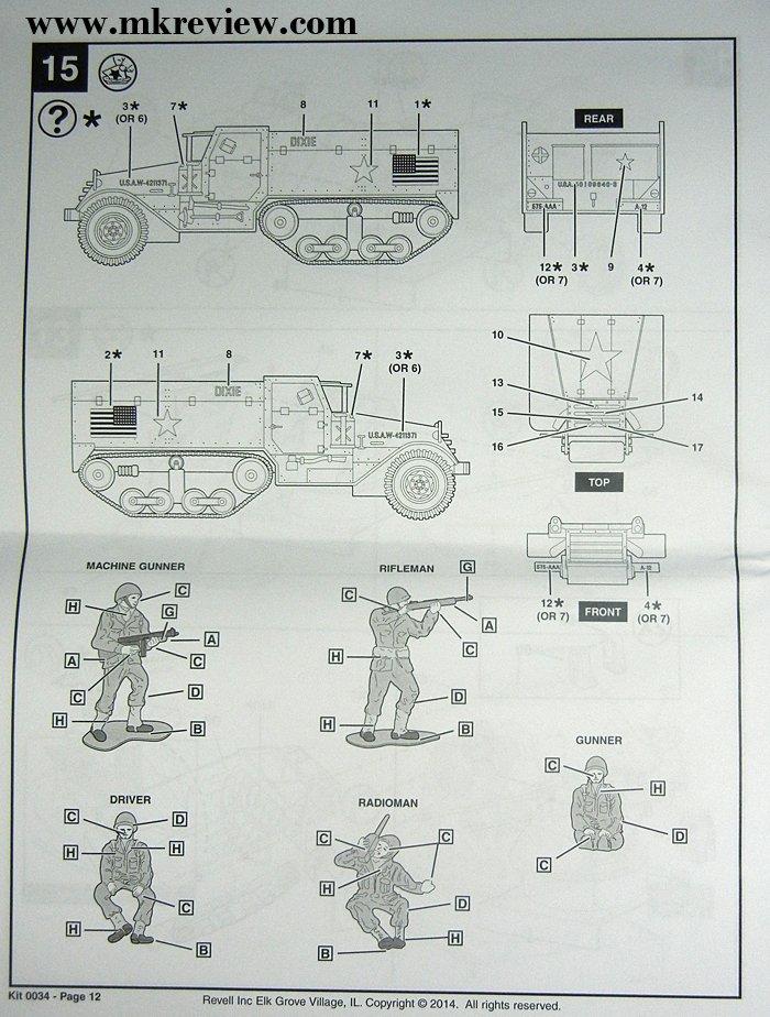 New Monogram Armored Half Track Model Kit | Model Kits Review