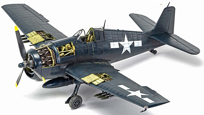 New Airfix 124 Hellcat Model Kits Review Model Kits Review